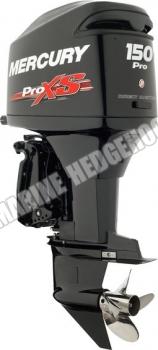 Mercury 150 Pro XS L OptiMax (двухтактный)