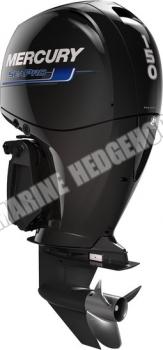 Mercury F150CXL Sea Pro (четырехтактный)