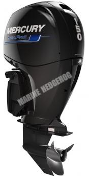 Mercury F150XL Sea Pro (четырехтактный)