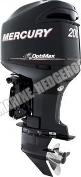 Mercury 225 L OptiMax (двухтактный)
