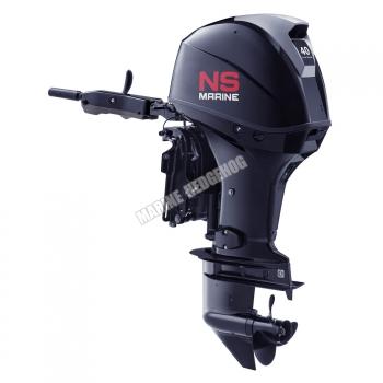 NISSAN MARINE F40 A ET (четырехтактный)