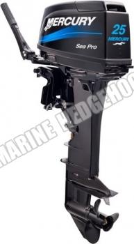 Mercury 25ML Sea Pro (двухтактный)