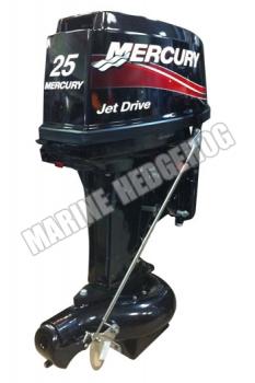 Mercury 25ML Jet (двухтактный, водометный)