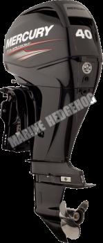 Mercury F40ELPT EFI (четырехтактный)