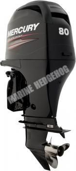 Mercury F80ELPT EFI (четырехтактный)