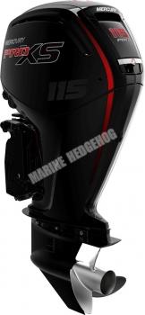 Mercury F115XL Pro XS CT (четырехтактный)