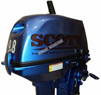 SCOTT T9,8S (двухтактный)