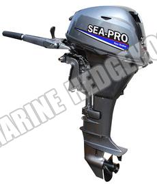 SEA PRO F15S&E (четырехтактный)