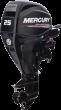 Mercury F25E EFI (четырехтактный)