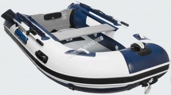 надувная лодка mercury stormline airdeck standard